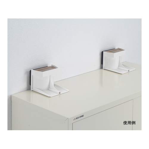 アズワン 耐震シート(不動王) 1箱(2個入り) [1-2588-03]