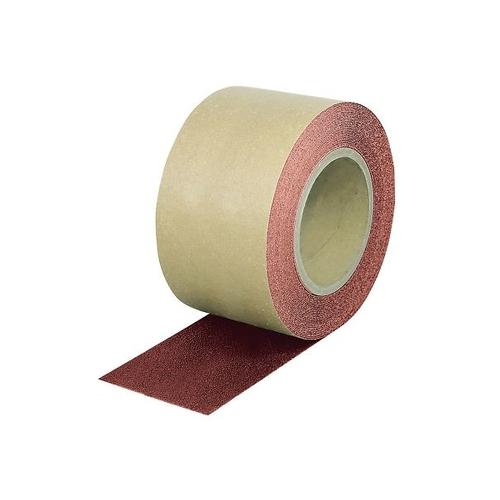アズワン 滑り止めテープ 100mm×15m 赤 1巻 [3-774-01]