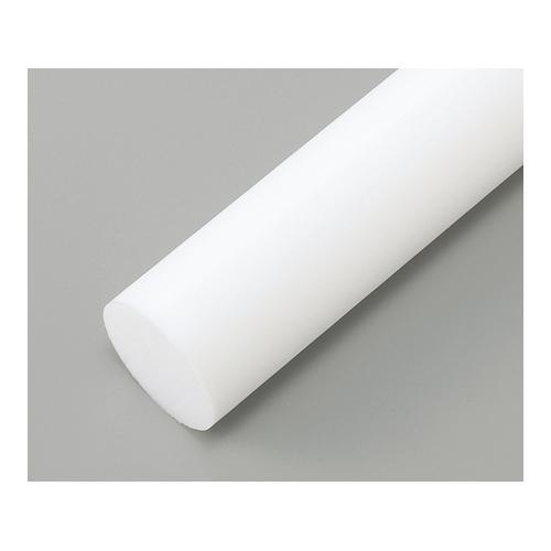 アズワン 樹脂丸棒 PTFE φ70mm×495mm 1本 [2-9576-16]