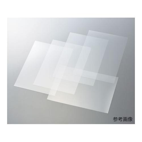 アズワン 導電性PETフィルム スタクリア(R) 片面コート反対面粘着付/980mm×5m 1巻 [3-698-05]