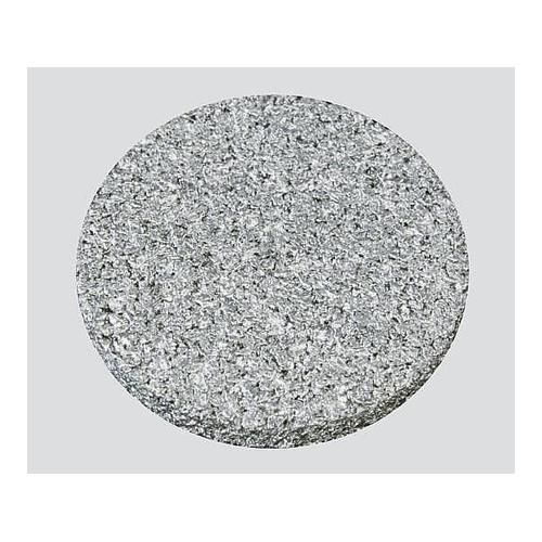 アズワン 金属焼結フィルター(ステンレス・イレギュラー) φ10×5 1個 [3-2251-06]