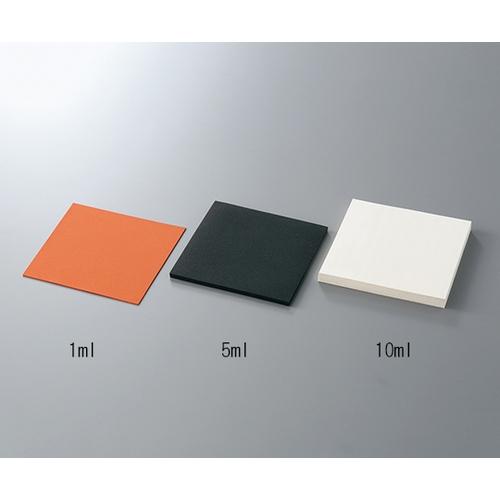 アズワン シリコーンスポンジシート(微細セル)赤 汎用硬度 1000×1000×3mm 1個 [3-2296-08]