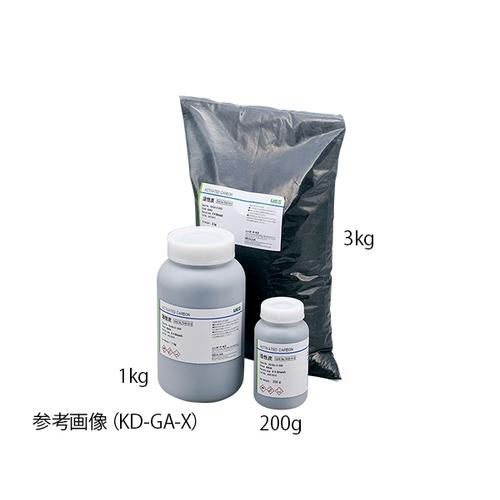 アズワン 活性炭(ヤシガラ活性炭) 浄水器用 3kg 1個 [3-2335-03]