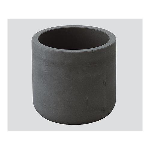 アズワン 黒鉛ルツボ(グラファイトルツボ) φ30×30×2 1個 [3-3123-02]