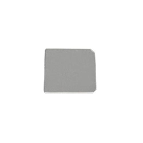 アズワン 単結晶基板 サファイア基板 両面鏡面 方位 A(11-20) 10×10×0.5mm 10枚入 1箱(10枚入り) [3-4953-54]