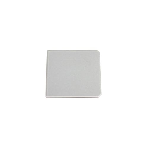 アズワン 単結晶基板 CaF2基板 片面鏡面 方位(111) 10×10×0.5mm 10枚入 1箱(10枚入り) [3-4958-52]