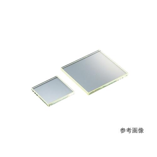 アズワン 鉛ガラス(LX-57B)角型 100×100×14mm 1個 [3-4972-02]