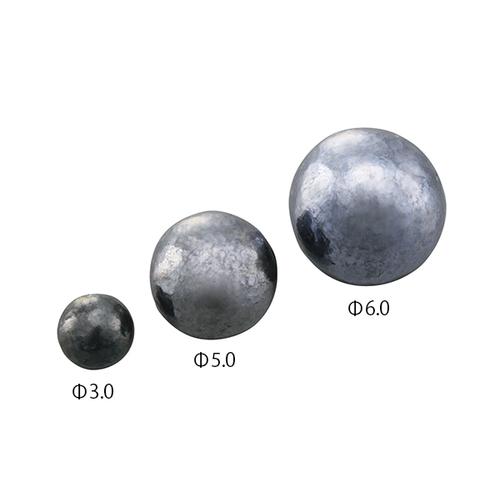 アズワン 鉛球 Φ4.5 100個入 1袋(100個入り) [3-7505-03]