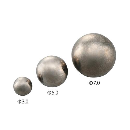 アズワン タングステン球 Φ7.0mm 100個入 1袋(100個入り) [3-7506-06]