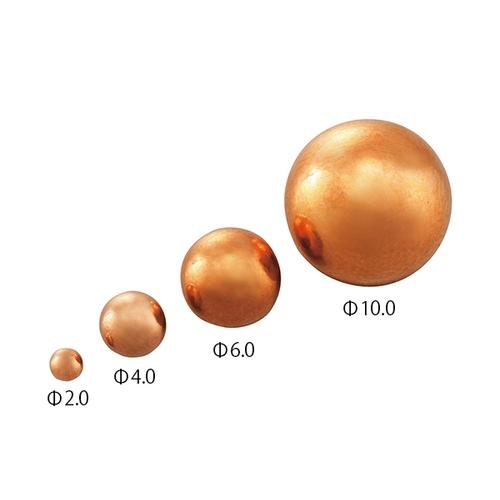 アズワン 銅球 Φ5.0mm 100個入 1袋(100個入り) [3-7507-05]