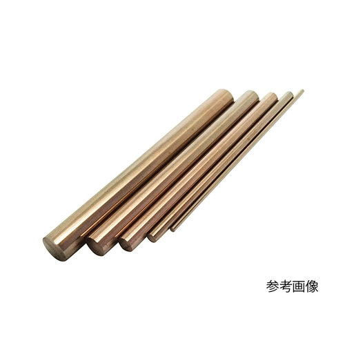 アズワン 銅タングステン棒 Φ12.0×100 1本 [3-7511-11]