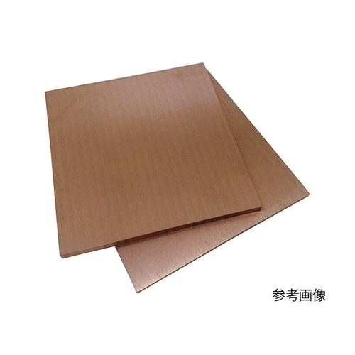 アズワン 銅タングステン板 100×100×9.0 1本 [3-7567-07]