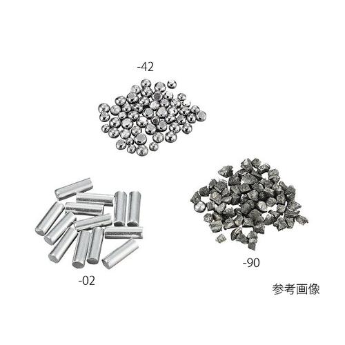 アズワン 溶解用金属材料(Sb) 1~3mm 純度99.9999 1セット [3-9563-06]