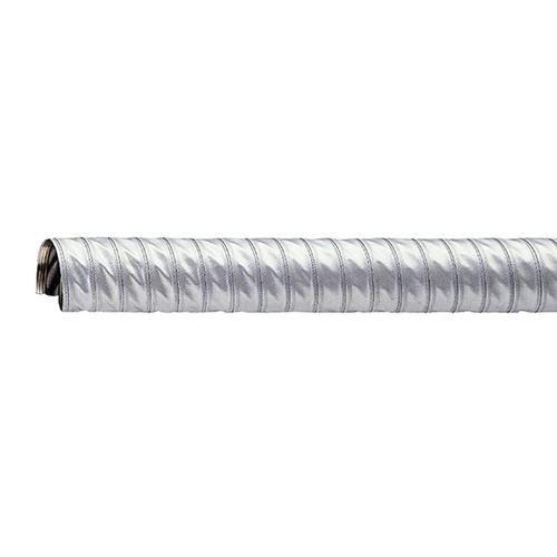 アズワン 耐熱ダクトホース(特殊コーティングガラスクロス) 100mm 1本(5m入り) [3-9628-05]