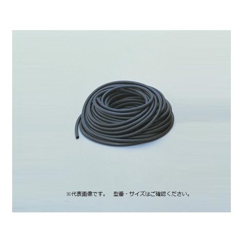 アズワン ニューゴム管 黒 7×10 1kg(約28m) 1Kg [6-594-04]