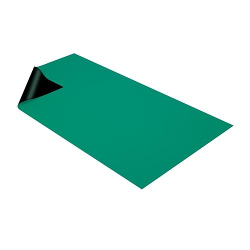 アズワン 導電性カラーマット 1×1.8m 厚さ1.5mm 1枚 [62-4995-67]