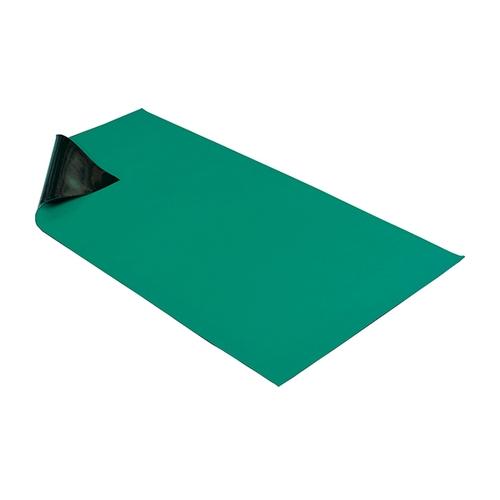 アズワン 導電性カラーマット 1×1.8m 厚さ2mm 1枚 [62-4995-70]