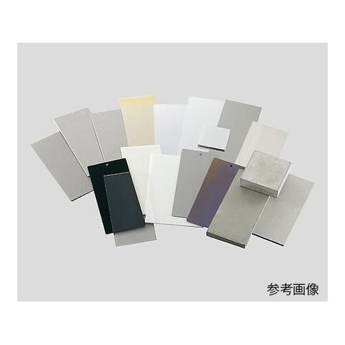 アズワン テストピース ブラスト板SS400 両面ショット処理 1箱(50枚入り) [2-9850-03]