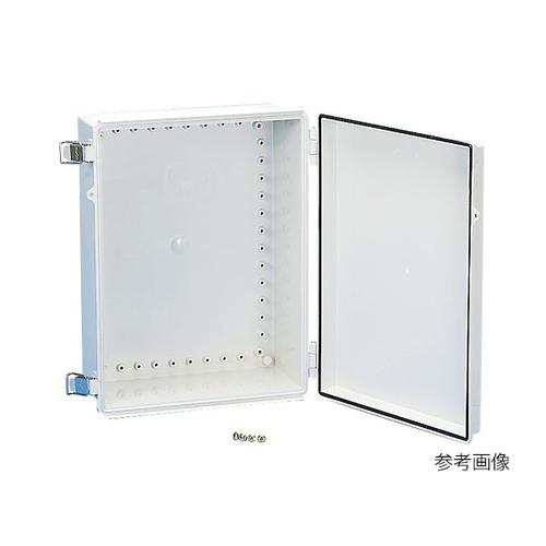 アズワン 防水・防塵開閉式プラボックス(BCAP型) 1個 [3-983-50]