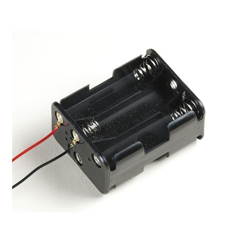 アズワン SN型電池ホルダー 1袋(50個入り) [62-8341-80]