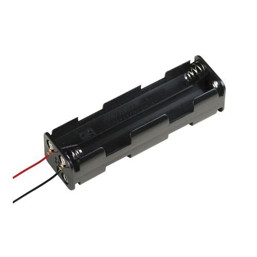 アズワン SN型電池ホルダー 1袋(50個入り) [62-8341-81]