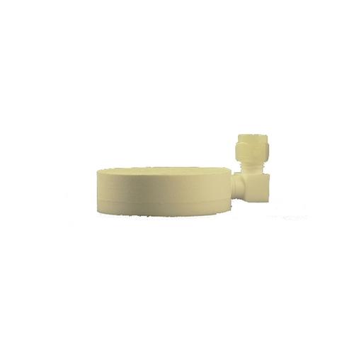 アズワン PTFEバブラー(丸形) φ50×15 1個 [3-2440-01]