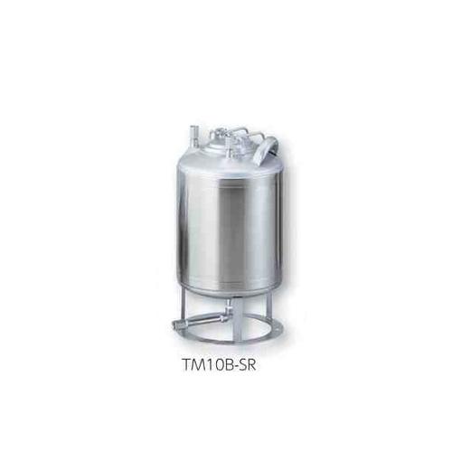 アズワン 軽量型ステンレス加圧容器(TMBシリーズ) 10L 1個 [1-1916-02]