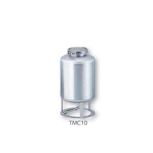 アズワン フェルールクランプ式ステンレス加圧容器 10L 1個 [1-1917-02]