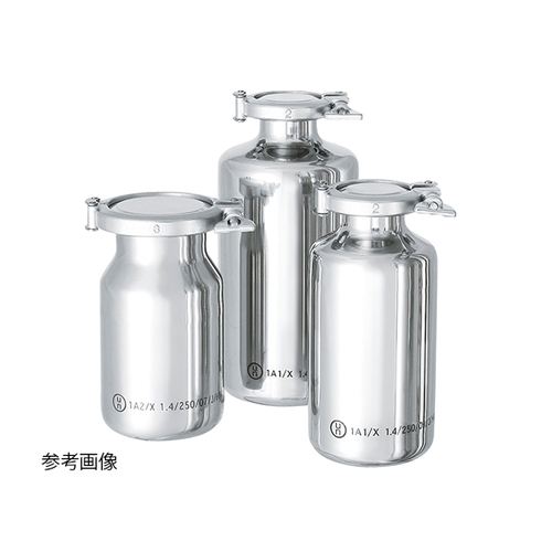 アズワン UNボトル 2.3L 1個 [1-6500-02]
