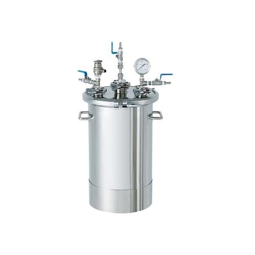 アズワン ステンレス加圧容器(加圧ユニット) 50L 1個 [3-155-08]
