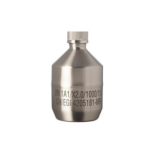 アズワン UN規格対応ステンレスボトル 1500mL 1個 [3-9185-01]