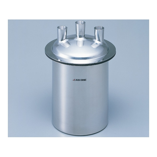 アズワン 常圧用反応器(SUS304) 5L 1個 [5-153-01]