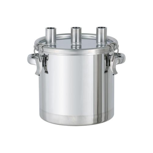 アズワン 常圧用クリップ式反応容器 36L 1個 [62-1370-60]