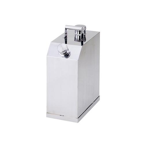 アズワン 角型保存容器 20L 1個 [1-2719-02]