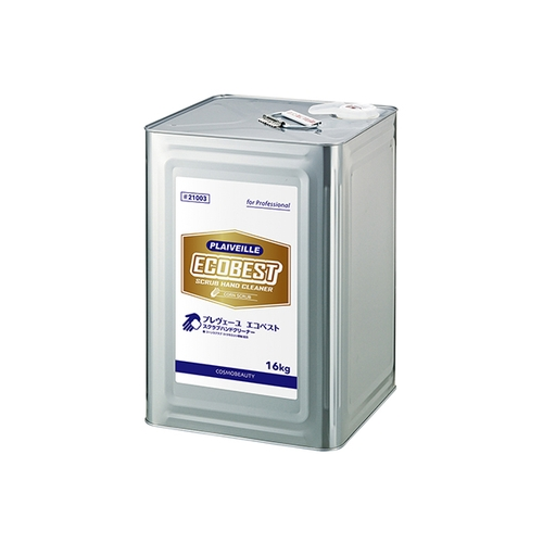 アズワン 手洗い洗剤 プレヴェーユ エコベスト 缶タイプ 1個 [3-4814-32]