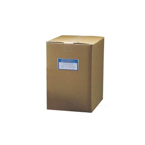 15Kg 1個 洗浄剤(浸漬・超音波洗浄機兼用) アズワン [4-086-02] ホワイト7-Y