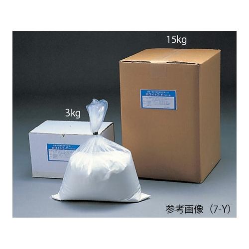 アズワン 洗浄剤(浸漬用 中性粉末) 無リン ホワイト7-P 15kg 1個 [4-091-02]