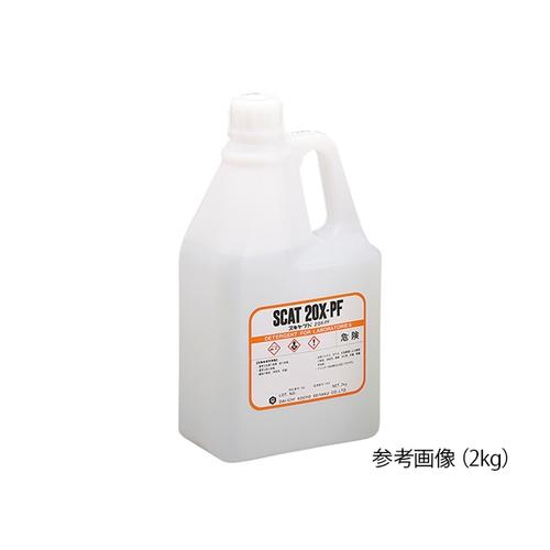 アズワン 液体洗浄剤 スキャット(R) アルカリ性・無リン 20kg 1個 [6-9603-13]