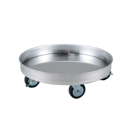 アズワン ドラム缶用台車 60L用 1個 [1-1553-01]