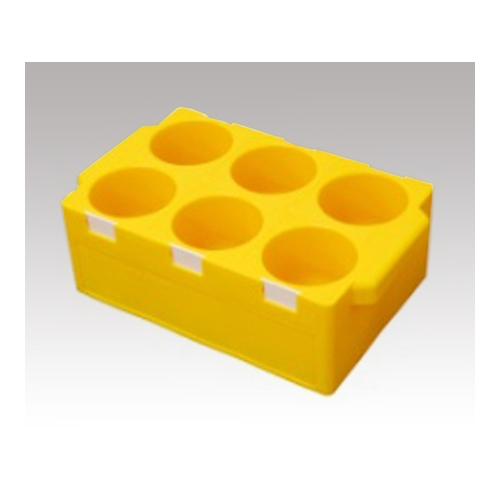 アズワン フラスコホルダー 300mL 6本用 1個 [1-1466-04]