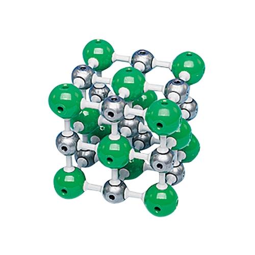 アズワン 分子モデルシステム Molymod 塩化ナトリウム×27個 1セット [3-7128-10]