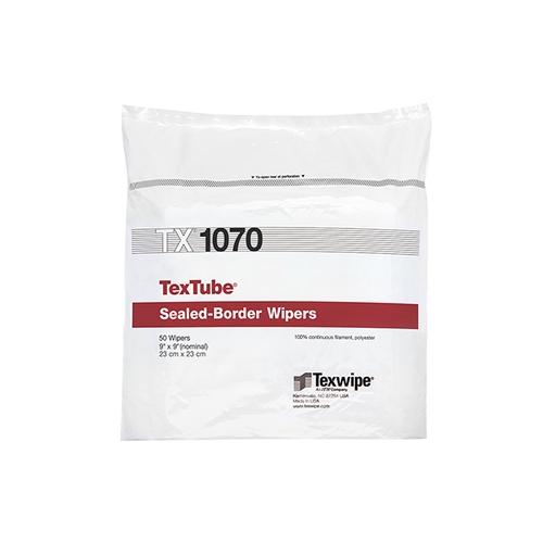 アズワン テックスチューブワイパー TexTube(R) 230×230mm 1袋(50枚×2袋入り) [3-7605-01]