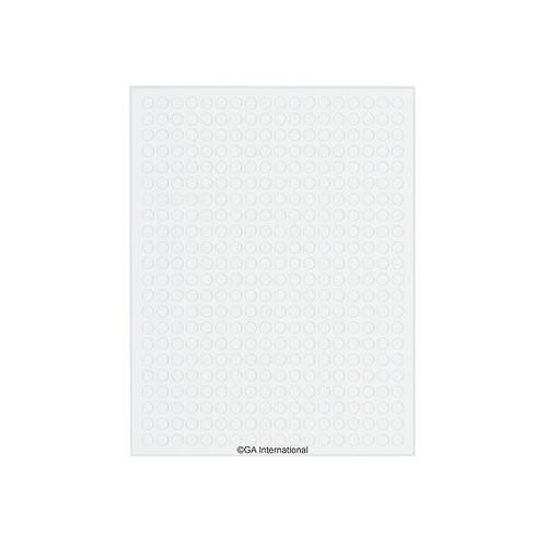 アズワン クライオラベル(レーザープリンタータイプ) 352ラベル×16シート入 1袋(352ラベル×16シート入り) [3-8732-08]