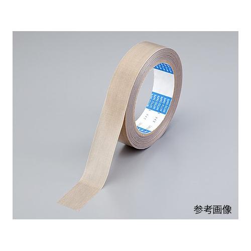 アズワン PTFE含浸ガラステープ 25×33×0.135 1巻 [1-1662-03]