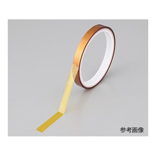 アズワン カプトン(R)テープ 20mm×20m 厚み0.035mm 1巻 [1-9166-05]