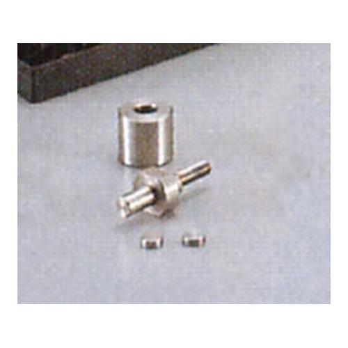 アズワン ハンドプレス 12mm アダプター 1個 [1-312-03]