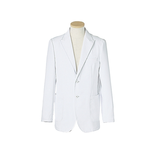 アズワン ドクタージャケット (メンズ) M R2690 1枚 [7-4676-02]