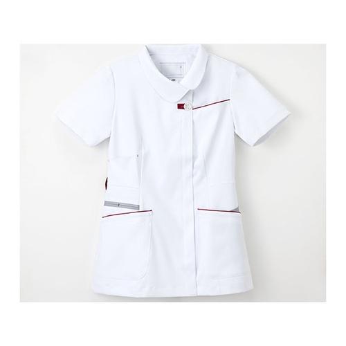 アズワン 女子上衣 L Tバーガンディ FT-4592 B 1枚 [8-6875-03]