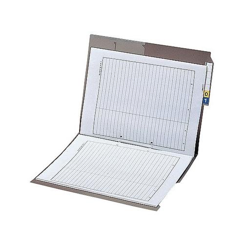 アズワン カルテフォルダーH型 100枚入 SN-700 1袋(100枚入り) [0-6265-01]