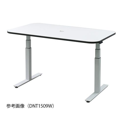 アズワン 電動昇降ナーステーブル ホワイト 1200×900×650~1300 DNT1209W 1台 [7-3454-01]